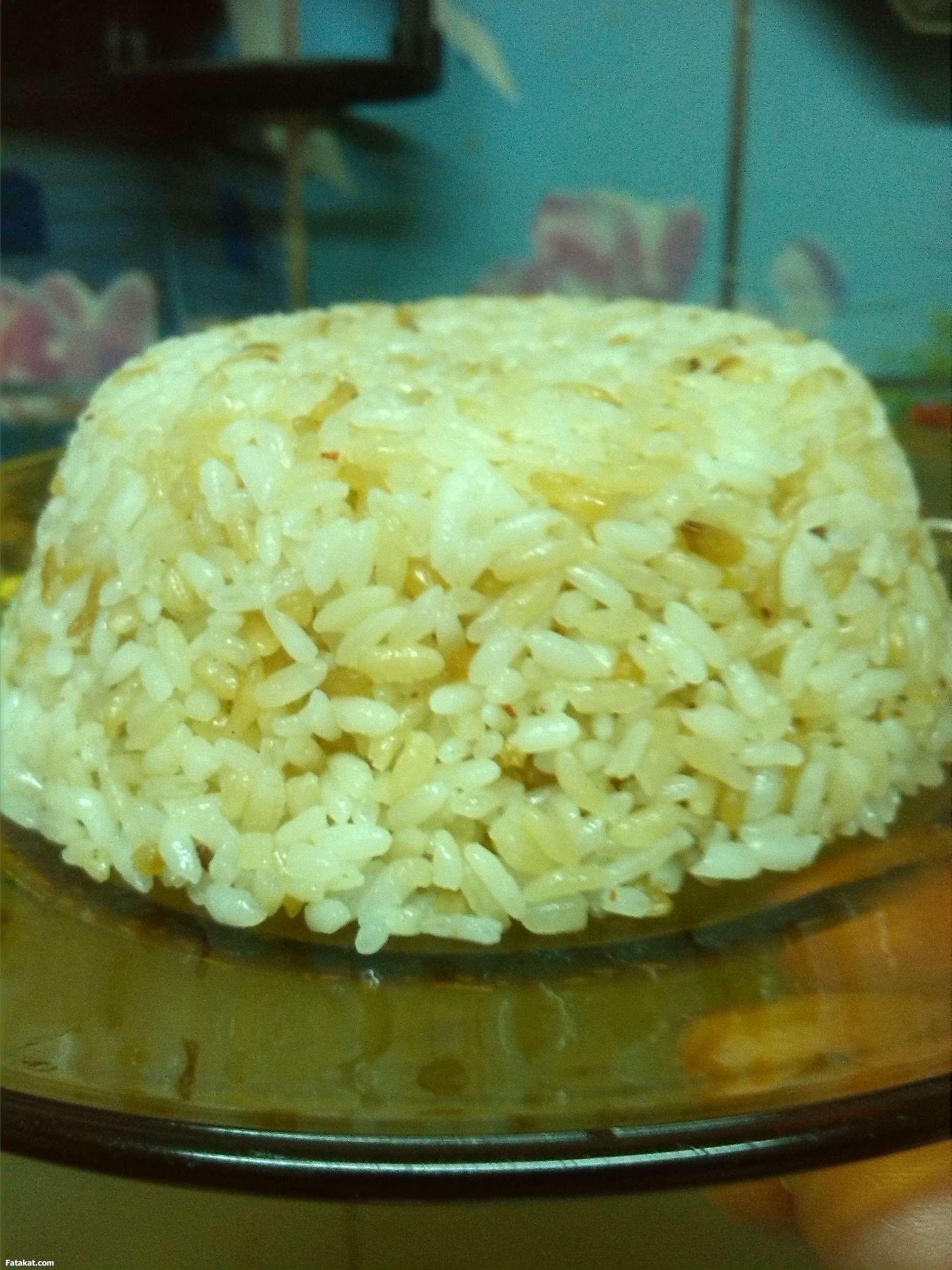 طريقة عمل الرز المصري المفلفل